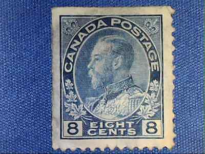Canada #115 stamp, 1925  8 cents, Used, H Ships Free to US