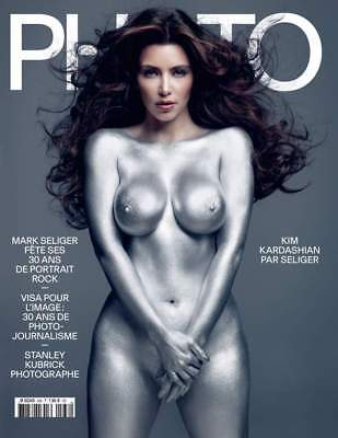 PHOTO Magazine Kim Kardashian NEW