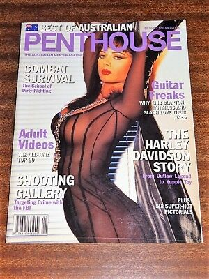 The Best Of Australian Penthouse - Number 1 - Special Collector's Edition - Rare
