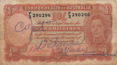 Currency Selection, Australia 10 Schillings