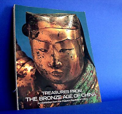 Emperor Qin's Buried Army Treasures From THE BRONZE AGE OF CHINA 220 BC Pub 1980