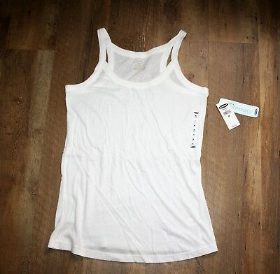 Old Navy Maternity WHITE Tank Top/Shirt - Size M - NWT!!