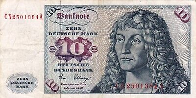 Currency Selection, Germany 10 Marks