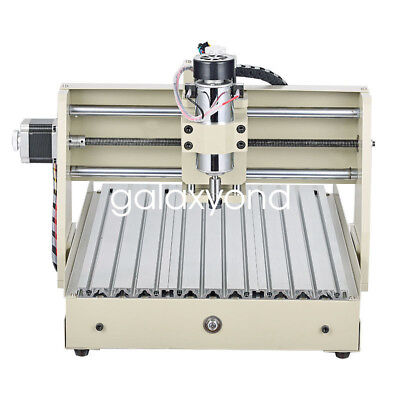 3 Axis CNC 3040 Router Engraver Engraving 3D Milling Drilling Machine 400W Cut!!