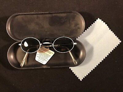 1999 Burger King Premium James West Glasses from Steampunk Movie Wild Wild West