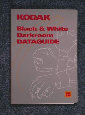 KODAK Black & White Darkroom Dataguide and Projection Print Scale