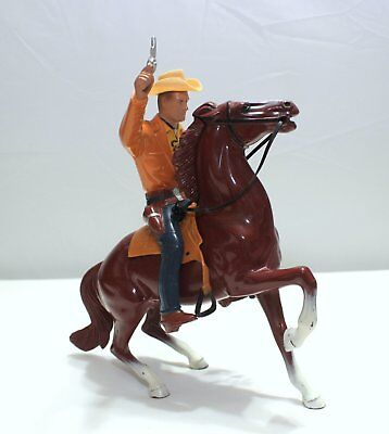 Hartland Cheyenne With Horse - Complete With Saddle, Knife, & Hat