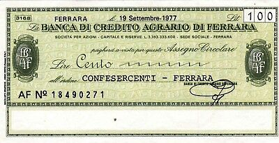Currency Selection, Italy Bank 100 Lire