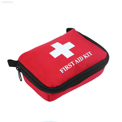 0336 Car Emergency Survival Bag First Aid Kit Pack For Outdoor Sports Travel Cam