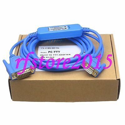 PC-TTY PLC Cable for Siemens S5 PLC Data download 6ES5734-1BD20 LED Hot Swap