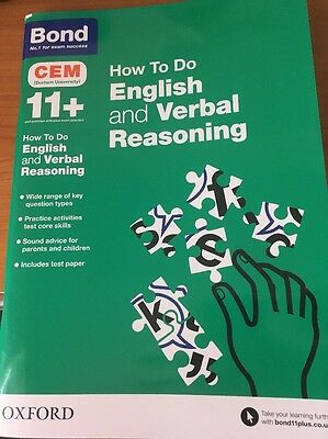 How To Do English And Verbal Reasoning