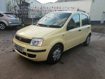 2011 No Reserve Fiat Panda-Only 41K Genuine Mileage-£30 Road Tax/year-Spot On