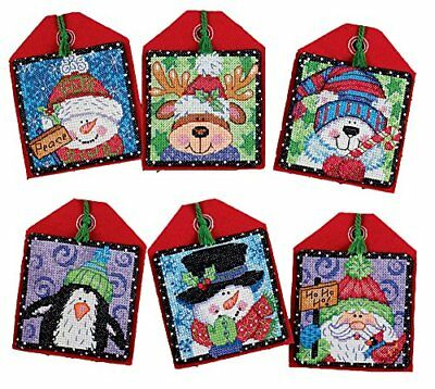Dimensions Needlecrafts Counted Cross Stitch, Christmas Pals