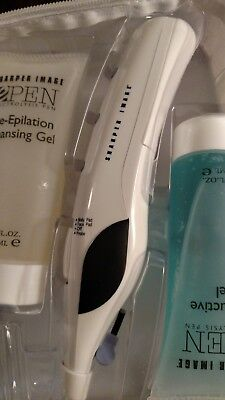 Sharper Image E-Pen Electrolysis Hair Removal System