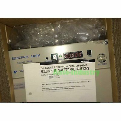 New In Box Yaskawa servo driver SGDH-75DE SGDH75DE One year warranty