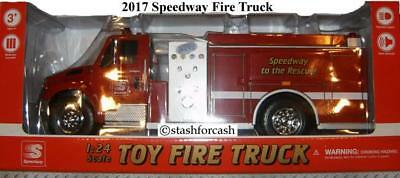 2017 Speedway Fire Truck - SOLD OUT AT THE STATIONS!