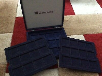 Westminster coin boxes