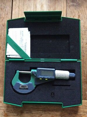 3109-25A Digital Outside Micrometer 0-25mm/0-1""
