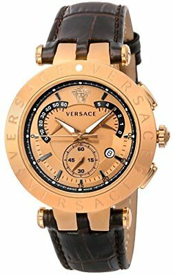 4478776d738 VERSACE QUARTZ MEN S Watch V-RACECHRONO Gold Dial 23C80D999S497 ...