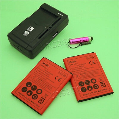 5280mAh Rechargeable Battery Charger Pen for Verizon Samsung GALAXY Note II I605