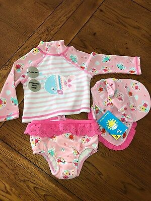 baby girl swimsuit 0-3 months