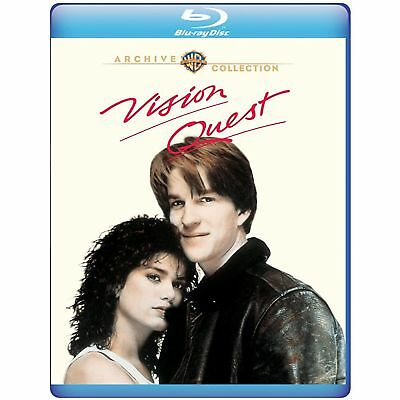 Blu Ray VISION QUEST (Crazy For You). Matthew Modine. Region free. New sealed.