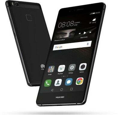 📞🚩⭐️Huawei P9 Lite 16GB Black 13MP Camera 4G Unlocked Smartphone⭐️🚩📞