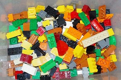 Genuine LEGO Duplo Large Lot of 2.5+ lbs Assorted 100+ Bricks Lots of Colors GUC