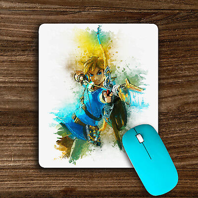 Legend of Zelda Mouse Pad PC Gaming Mousepad Top Quality Desk Mat BIG Size S370