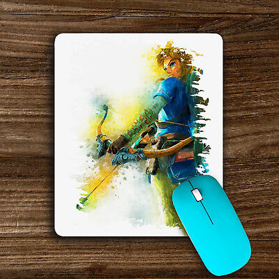 Legend of Zelda Mouse Pad PC Gaming Mousepad Top Quality Desk Mat BIG Size S368