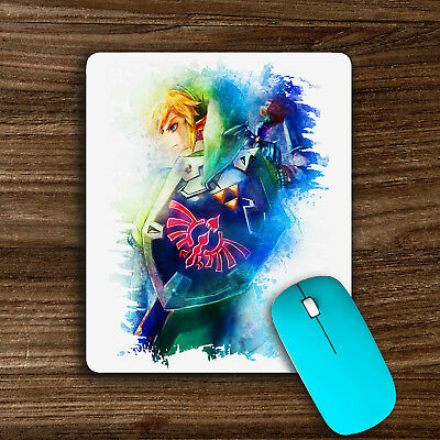Legend of Zelda Mouse Pad PC Gaming Mousepad Top Quality Desk Mat BIG Size S363