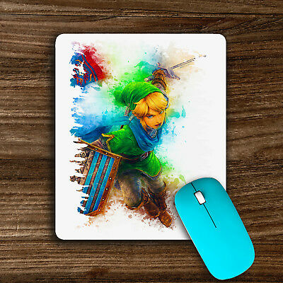 Legend of Zelda Mouse Pad PC Gaming Mousepad Top Quality Desk Mat BIG Size S361