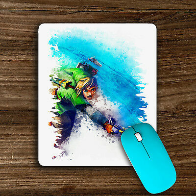 Legend of Zelda Mouse Pad PC Gaming Mousepad Top Quality Desk Mat BIG Size S360