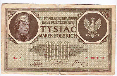 Currency Selection, Poland 1000 ???