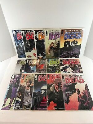The Walking Dead, 15-Comic Book Lot, Issues 62-76, 62 63 64 65 66 67 68 69...76