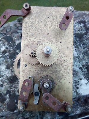 Vintage unbranded Chime Clock Movement