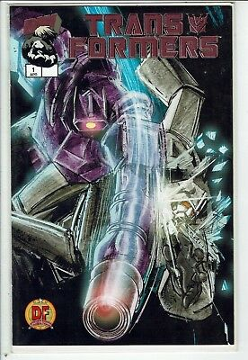 (CSA1628) Transformers Generation 1 (Volume 2) 1DF 2003 VF-NM