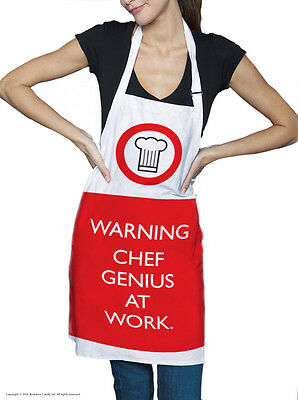 SALE Funny Aprons Cooking Baking Chef Birthday Xmas Novelty Joke Gift Present