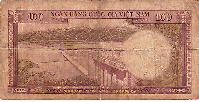 Currency Selection, Vietnam 100 Dong