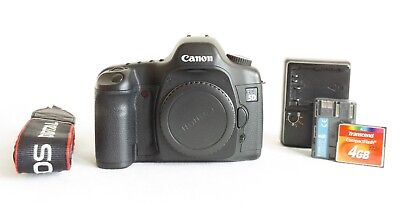 Canon EOS 5D Mark I MKI 1 Classic Camera Body * EXCELLENT CONDITION * UK Based !
