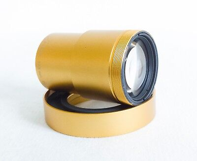 Schneider 57.5mm f/2 Projector Lens - Suitable as a prime lens for anamorphic