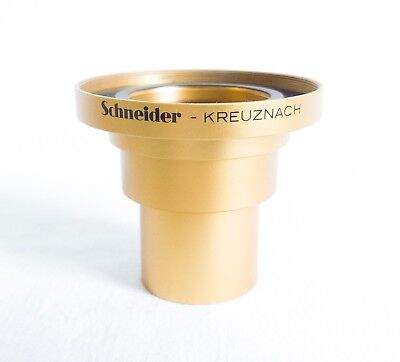 Schneider 75mm f/2 Projector Lens - Suitable as a prime lens for anamorphic