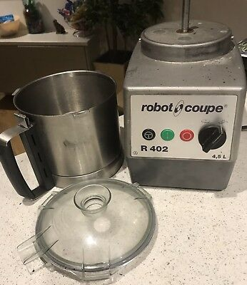 Robot Coupe R402