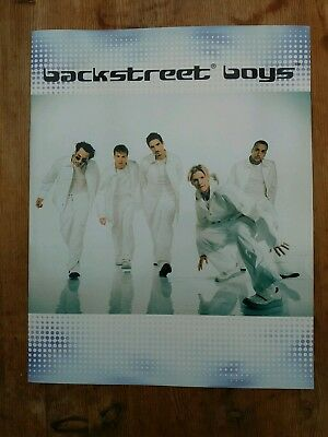Back street Boys Tour Into The Millennium Programme