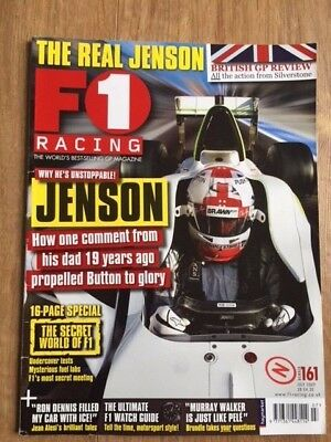 F1 Racing Car Magazine july 2009 USED