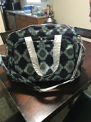 JuJuBe Br prepared Diaper Bag