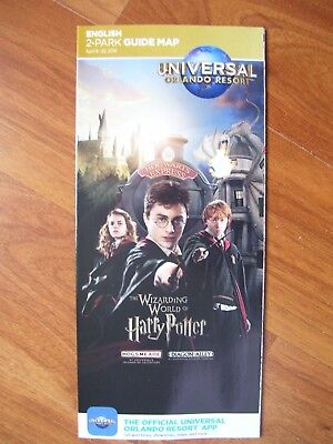 Universal Florida Map.Universal Studios Island Of Adventure Orlando Florida 2 Park Map 4