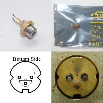 2W / 2000mW 445nm Blue Laser Diode 5.6mm TO-18 M140