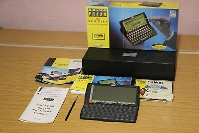 Psion Series 5 Handheld Computer PDA - Boxed Good working condition