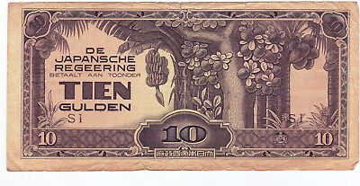 Currency Selection, Japan 10 Gulden